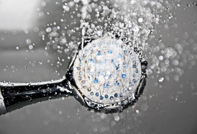 Zachter haar door zacht water
