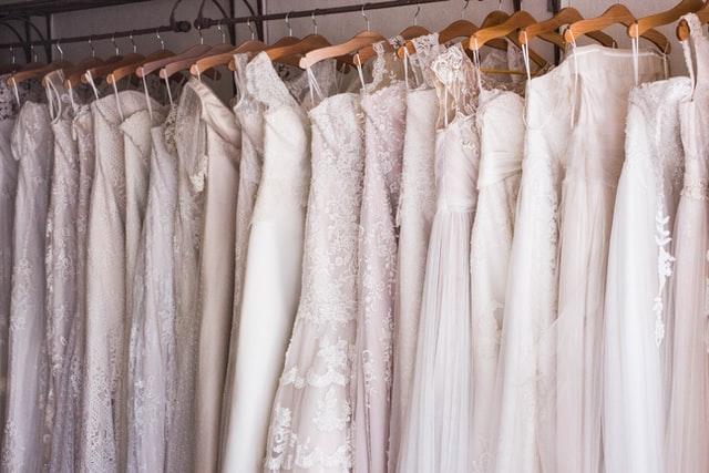 Waar moet je rekening mee houden bij het kopen van een trouwjurk?