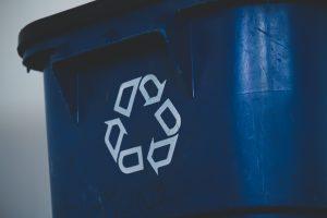 bedrijfsafval container